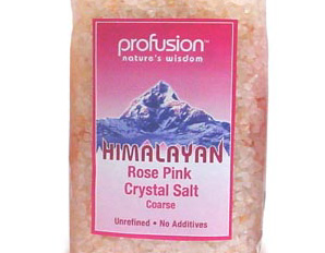 Himalayan Crystal Coarse Salt 500g
