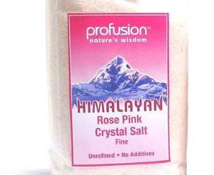Himalayan Crystal Fine Salt 500g